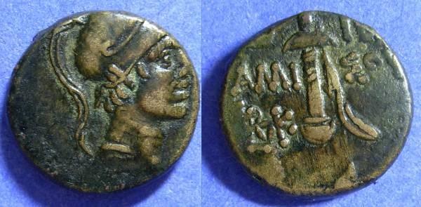 Ancient Coins - Amisos Pontos - AE20  120-63 BC