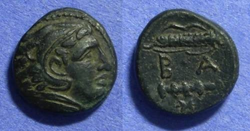 Ancient Coins - Macedonian Kingdom: Alexander III 336-323 BC AE17