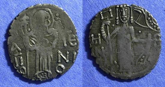 Ancient Coins - Empire of Trebizond – Manuel I Commenus 1238-63, Asper