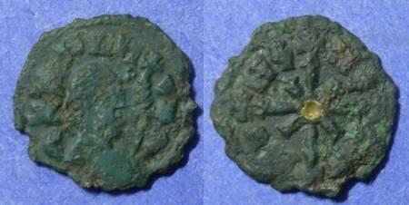Ancient Coins - Axum  Wazena Circa 525-550 AE17