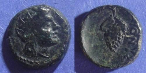 Ancient Coins - Dionysopolis, Moesia Inferior Circa 250 BC, AE17