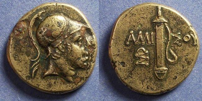 Ancient Coins - Amisos Pontos, Mithradates VI 100-85 BC, AE21