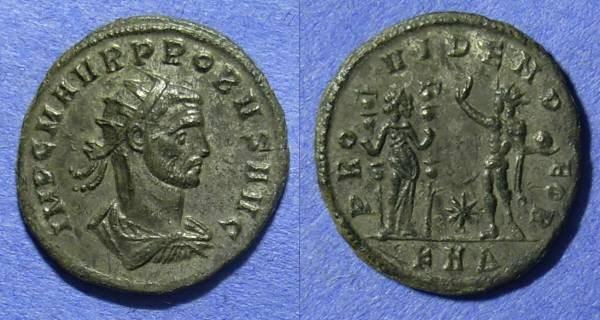Ancient Coins - Probus 276-282AD Antoninianus