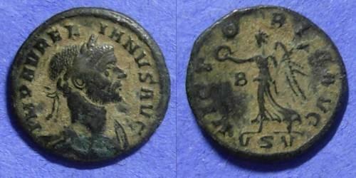 Ancient Coins - Aurelian 270-275AD Denarius