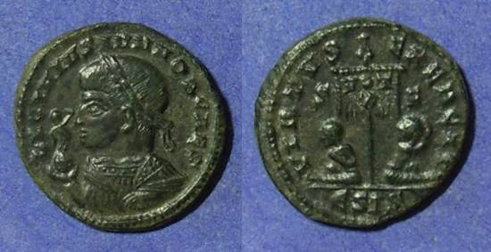 Ancient Coins - Licinius II (Caesar) 317-324 - AE3