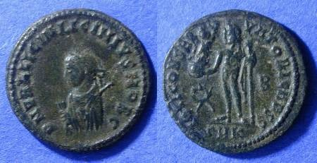Ancient Coins - Licinius II 317-324AD - AE3