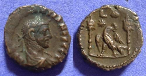 Ancient Coins - Roman Egypt - Diocletian 284-305AD - Tetradrachm
