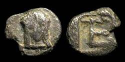 Ancient Coins - Ionia, Colophon/Kolophon. AR Tetartemorion.