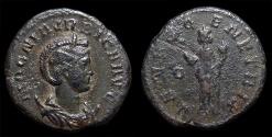 Ancient Coins - Magnia Urbica, Antoninianus, AD 284. Lugdunum. Rx./ Venus