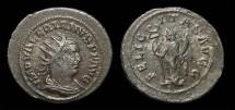 Ancient Coins - Valerian I, AR Antoninianus, AD 257-9. Antioch. Felicitas. Nice Flan!