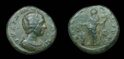 Ancient Coins - Julia Maesa, AE-As, AD 218-220. Felicitas. aVF