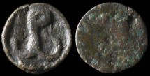 Ancient Coins - Byzantine Empire. Constantine VII (With Romanus I) 920-944 AD. AE-20.