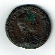Ancient Coins - Julia Soaemias, 9.88 g, d. AD 222, AE As, Venus Caelastis, SR 7729