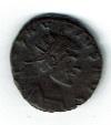 Claudius II Gothicus, 3.99 g, AD 268-270, AE Antoninianus, TEMPORVM FELI, SR 11375