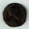 Ancient Coins - Marcus Aurelius, 23.15 g, 31 mm, AD 161-180 (173), Sestertius, Temple of Mercury