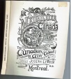 World Coins - The Canadian Coin Cabinet, Joseph LeRoux, M. D.,1983 edition, Soft cover, Very good