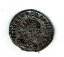 Aurelian, 4.11 g, AD 270-275, Antoninianus, Sol, SR 11525