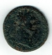 Ancient Coins - Domitian, 9.49 g, AD 81-96 (AD 88), As, Secular Games, SR 2803