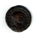 Aurelian, 3.75 g, AD 270-275, Antoninianus, Aurelian and Severina safrificing over alter, SR 11583