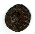 Gallienus, 2.83 g, AD 253-268, AE Antoninianus, Sol, SR 10295