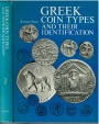 Greek Coin Types and Their Identification, Richard Plant, Copyright 1979, ISBN 0900652470, Hard cover, No Dust jacket, Condition-Very good