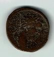 Septimius Severus, 24.37 g, AD 193-211, Sestertius, Romae Aeternitar SC
