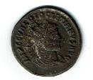 Diocletian, 3.62 g, AD 284-305, Antoninianus, Siscia mint, RIC 256