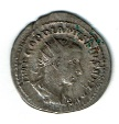 Gordian III, 3.08 g, AD 238-244, Antoninianus, Mars, SR 8669