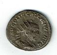 Gallienus, 5.03 g, AD 253-268, Antoninianus, Moesia (255-6), c.53
