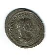 Diocletian, 3.64 g, AD 284-305, Antoninianus, Crescent over Delta