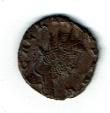 Gallienus, 2.73 g, AD 253-268, Antininianus, Soldier stg., Marti Pacifero, SR 10288