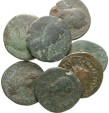 Ancient Coins - [Roman Provincial]. Lot of seven Æ from Syria and Phoenicia.