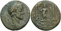Ancient Coins - Phoenicia, Berytus. Commodus. A.D. 177-192. Æ. Fine, brown patina.