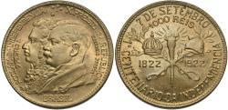 World Coins - Brazil. ND (1922). 1000 reis. Choice BU.