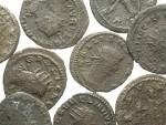 Ancient Coins - [Roman Imperial]. Lot of ten Æ late Roman BI and Æ.