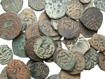 Ancient Coins - [Islamic]. Lot of forty-two Æ.