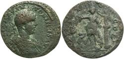 Ancient Coins - Phoenicia, Tyre. Elagabalus. A.D. 218-222. Æ. Good Fine, rough brown and earthen green patina.