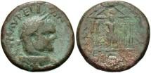 Ancient Coins - Phoenicia, Berytus. Caracalla. A.D. 198-217. Æ. Good Fine, green and brown patina.