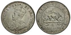 World Coins - East Africa. George V. 1925. 1 shilling. AU.