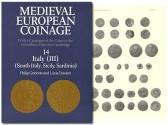 World Coins - Grierson, Philip and Lucia Travaini. <I>Medieval European Coinage. 14. Italy (III) (South Italy, Sicily, Sardinia).</I> Cambridge: Cambridge University Press, 1998. Fine.