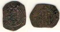 World Coins - Arab- Sasanian, Umar, ST(stakhr)