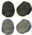 Ancient Coins - Arab- Sasanian, Anonymous unpublished,fals,1.50 gr, 2.30x1.90 mm, horse rider to right