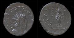 Ancient Coins - Tetricus I billon antoninianus Fides standing left