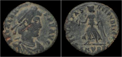Ancient Coins - Valens AE18