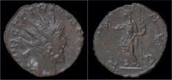 Ancient Coins - Tetricus I billon antoninianus Pax standing left