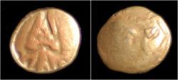 Ancient Coins - India Dutch VOC company AV fanam