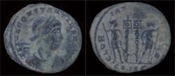 Ancient Coins - Constantius II AE follis