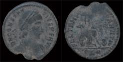 Ancient Coins - Constantius II AE18