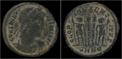 Ancient Coins - Constantine I follis