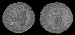 Ancient Coins - Postumus AR antoninianus Neptune standing left
